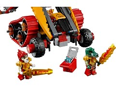 Lego 70144 Laval's Fire Lion additional image 5