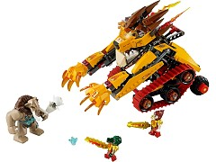 Lego 70144 Laval's Fire Lion additional image 9