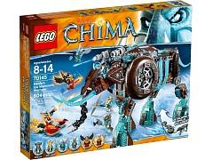 Дополнительное изображение 2 набора Лего 70145 Ледяной мамонт-штурмовик Маулы