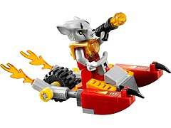 Дополнительное изображение 6 набора Лего 70145 Ледяной мамонт-штурмовик Маулы