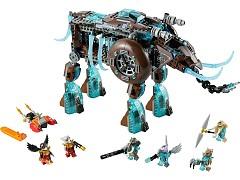 Дополнительное изображение 10 набора Лего 70145 Ледяной мамонт-штурмовик Маулы