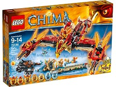 Lego 70146 Flying Phoenix Fire Temple additional image 2