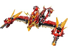 Lego 70146 Flying Phoenix Fire Temple additional image 3