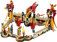 Lego 70146 Flying Phoenix Fire Temple additional image 4
