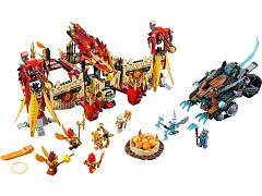 Lego 70146 Flying Phoenix Fire Temple additional image 10