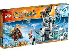 Lego 70147 Sir Fangar's Ice Fortress additional image 2