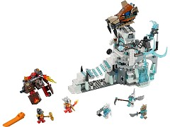 Lego 70147 Sir Fangar's Ice Fortress additional image 8