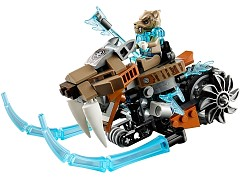 Lego 70220 Strainor's Saber Cycle additional image 3