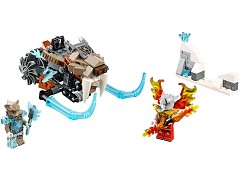 Lego 70220 Strainor's Saber Cycle additional image 8