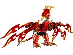 Lego 70221 Flinx's Ultimate Phoenix additional image 4