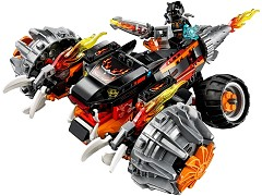 Lego 70222 Tormak's Shadow Blazer additional image 3