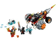 Lego 70222 Tormak's Shadow Blazer additional image 7