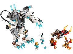 Lego 70223 Icebite's Claw Driller additional image 7