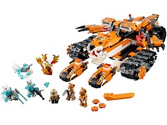 Lego 70224 Tiger's Mobile Command additional image 8