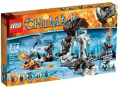 Lego 70226 Mammoth's Frozen Stronghold additional image 2