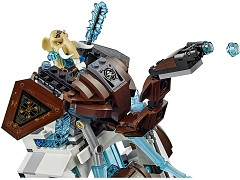 Lego 70226 Mammoth's Frozen Stronghold additional image 4