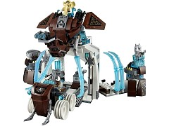 Lego 70226 Mammoth's Frozen Stronghold additional image 5