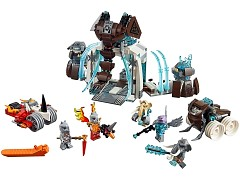 Lego 70226 Mammoth's Frozen Stronghold additional image 6