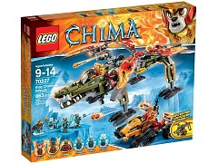 Lego 70227 King Crominus' Rescue additional image 2