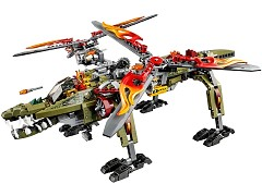 Lego 70227 King Crominus' Rescue additional image 3