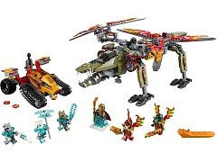 Lego 70227 King Crominus' Rescue additional image 6