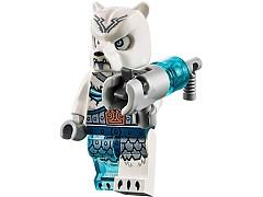 Конструктор LEGO (ЛЕГО) Legends of Chima 70230 Лагерь Ледяных Медведей Ice Bear Tribe Pack