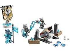 Конструктор LEGO (ЛЕГО) Legends of Chima 70232 Лагерь Клана Саблезубых Тигров Saber Tooth Tiger Tribe Pack
