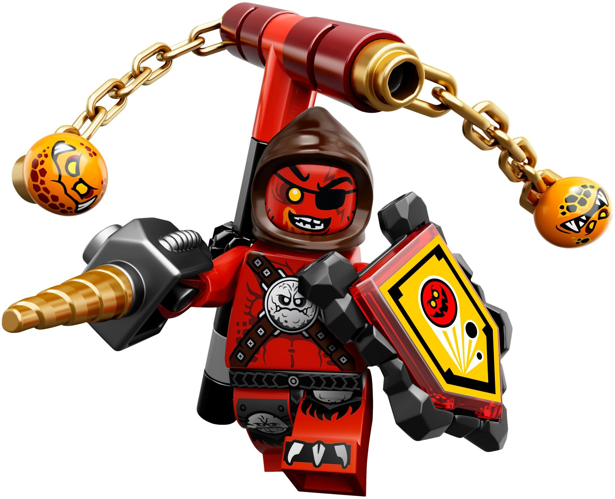 Lego 70334 Ultimate Beast Master