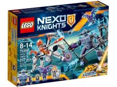 Дополнительное изображение 2 набора Лего 70359 Lance vs. Lightning