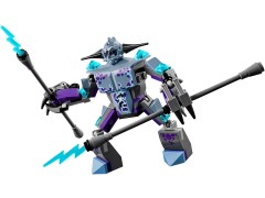 Дополнительное изображение 3 набора Лего 70359 Lance vs. Lightning