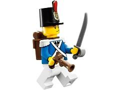 Конструктор LEGO (ЛЕГО) Pirates 70409 Укрытие кораблекрушения Shipwreck Defence