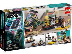 Конструктор LEGO (ЛЕГО) Hidden Side 70419 Старый рыбацкий корабль Wrecked Shrimp Boat