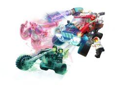 Конструктор LEGO (ЛЕГО) Hidden Side 70421 Трюковый грузовик Эль-Фуэго El Fuego's Stunt Truck