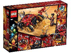 Конструктор LEGO (ЛЕГО) Ninjago 70675 Внедорожник Катана 4x4  Katana 4X4