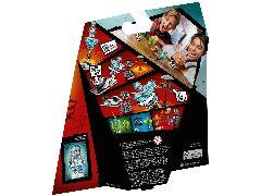 Конструктор LEGO (ЛЕГО) Ninjago 70683 Бой мастеров кружитцу — Зейн Spinjitzu Slam - Zane