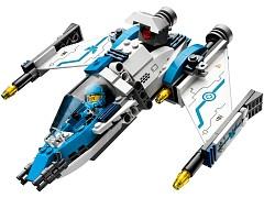 Конструктор LEGO (ЛЕГО) Space 70701 Истребитель инсектоидов Swarm Interceptor