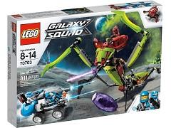 Конструктор LEGO (ЛЕГО) Space 70703 Звёздный резак Star Slicer