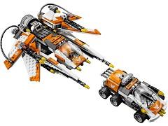 Конструктор LEGO (ЛЕГО) Space 70705 Охотник за инсектоидами Bug Obliterator