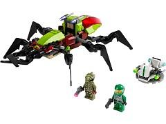 Конструктор LEGO (ЛЕГО) Space 70706 Кратерный инсектоид Crater Creeper