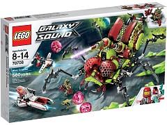 Конструктор LEGO (ЛЕГО) Space 70708 Паук-инсектоид Hive Crawler