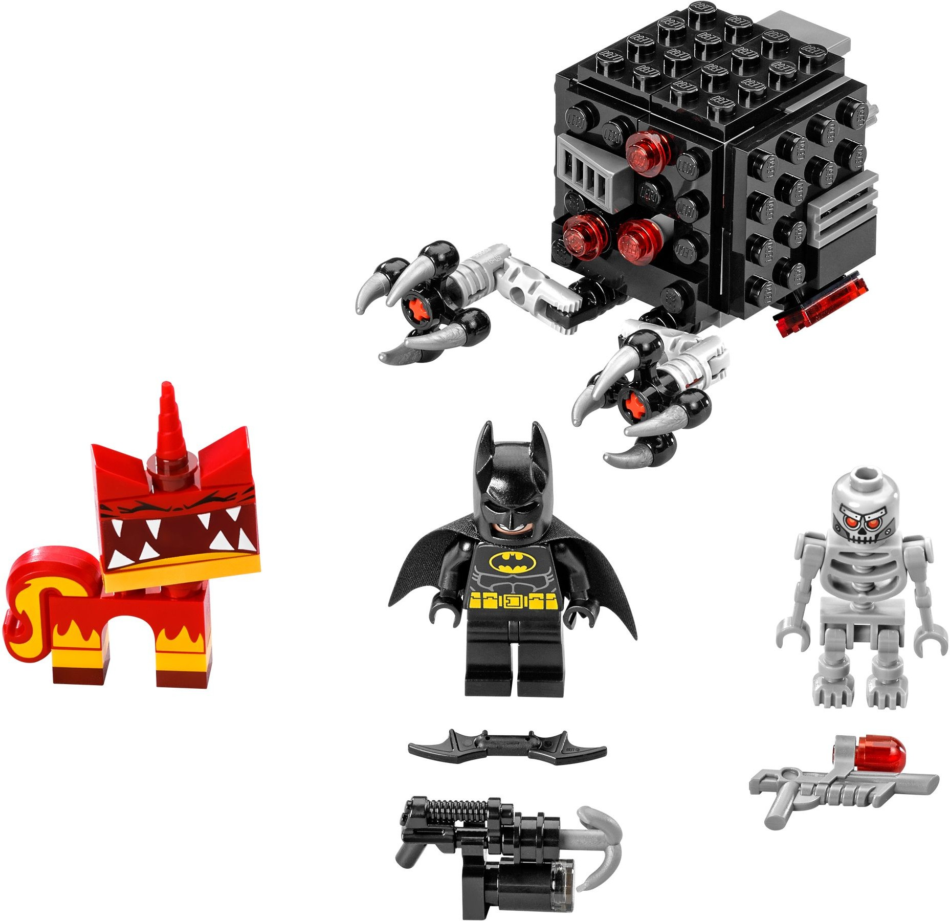 Lego 70817 Batman Super Angry Kitty Attack