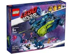 Конструктор LEGO (ЛЕГО) The Lego Movie 2: The Second Part 70835 Рэксследователь Рэкса Rex's Rexplorer!