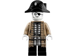 Конструктор LEGO (ЛЕГО) Pirates of the Caribbean 71042 Немая Мария Silent Mary