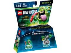 Конструктор LEGO (ЛЕГО) Dimensions 71241 Лизун Slimer