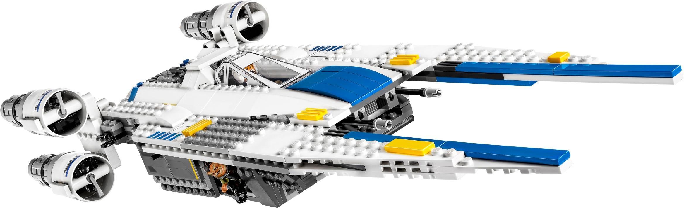 U Wing Lego Rebel 75155 Fighter Owk80PnX