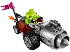 Конструктор LEGO (ЛЕГО) The Angry Birds Movie 75821  Piggy Car Escape