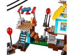 Конструктор LEGO (ЛЕГО) The Angry Birds Movie 75824  Pig City Teardown