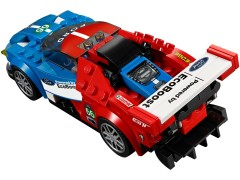 Lego 75881 2016 Ford GT & 1966 Ford GT40 additional image 7