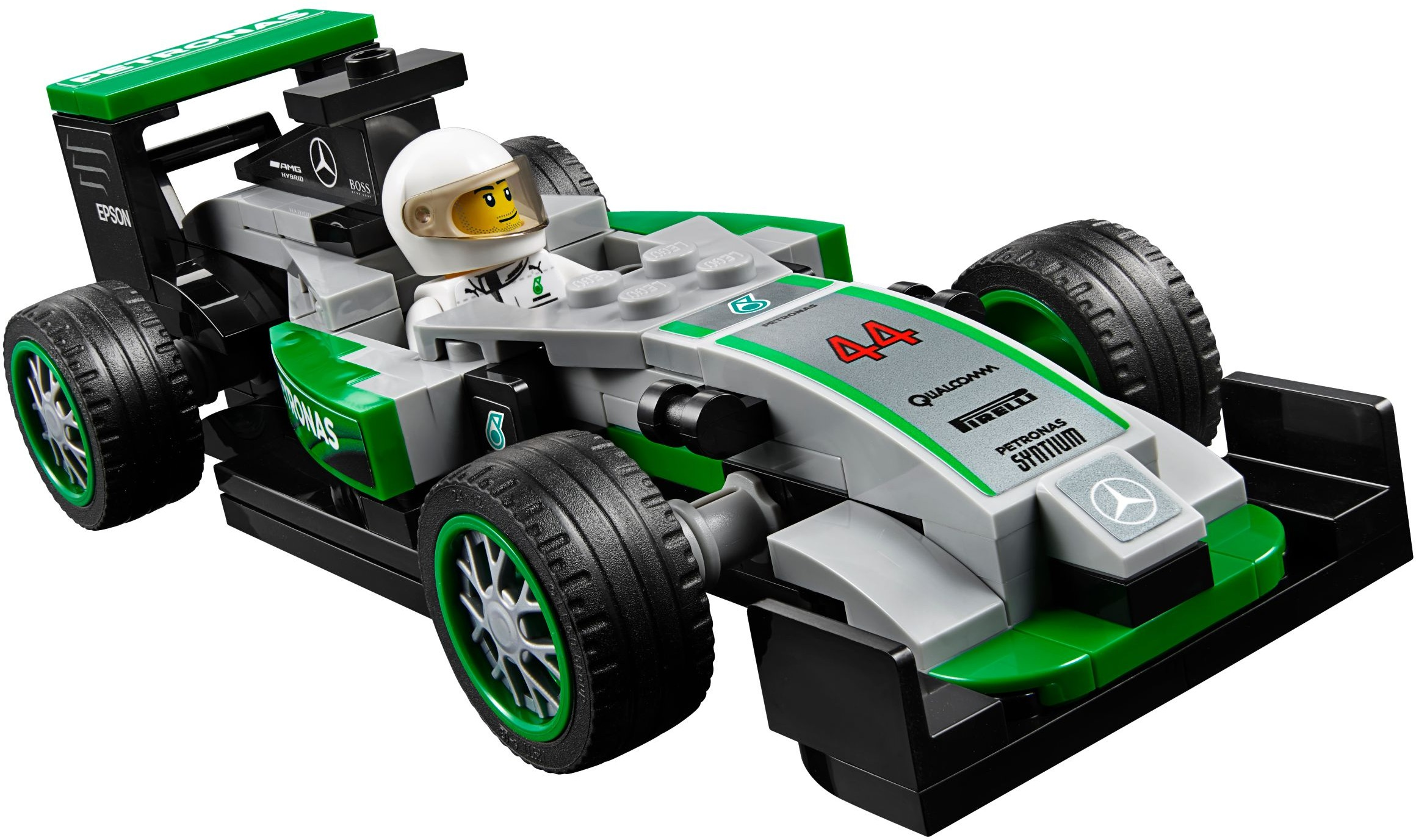 75883 lego speed champions mercedes amg petronas formula one tm team. Black Bedroom Furniture Sets. Home Design Ideas