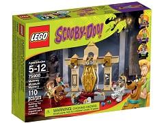 Конструктор LEGO (ЛЕГО) Scooby-Doo 75900 Тайна мумии в музее Mummy Museum Mystery
